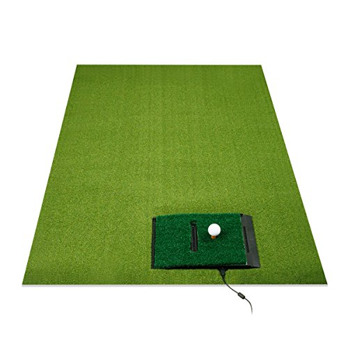 Orlimar Golf Mat for Optishot Simulator (4′ x 5′)