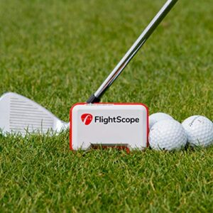 FlightScope Mevo – Portable Personal Launch Monitor for Golf