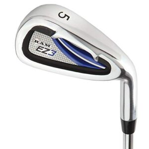 Ram Golf EZ3 Mens Right Hand Iron Set 5-6-7-8-9-PW – Free Hybrid Included