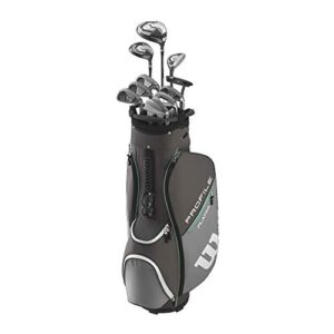 Wilson Golf Profile Platinum Package Set, Women's Right Handed, Petite