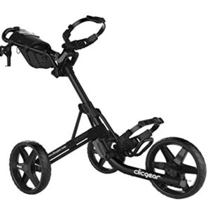 Clicgear Model 4.0 Golf Push Cart, Black