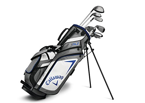 Callaway Golf Xj Junior Golf Set, Right Hand
