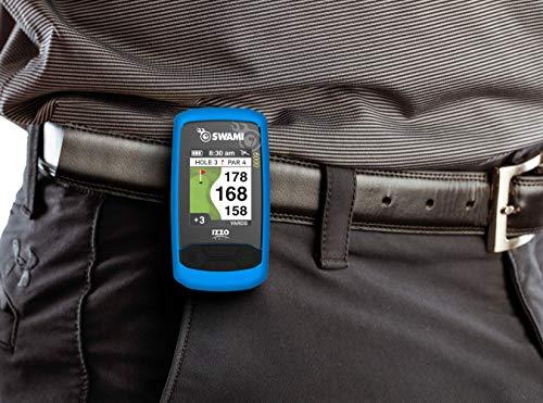 Izzo Swami 6000 Handheld Golf GPS, Blue (A44084)