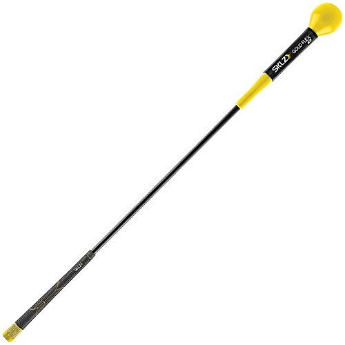 SKLZ Gold Flex Golf Swing Trainer Warm-Up Stick, 40 Inch