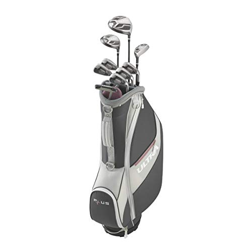Wilson Golf Ultra Plus Package Set, Women's Right Handed, Petite Cart