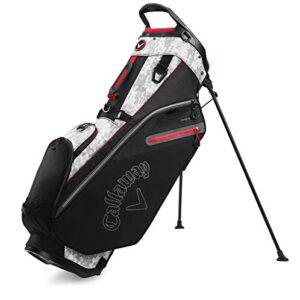 Callaway mens Golf 2020 Fairway Stand Bag Digi Camo ,Double Strap