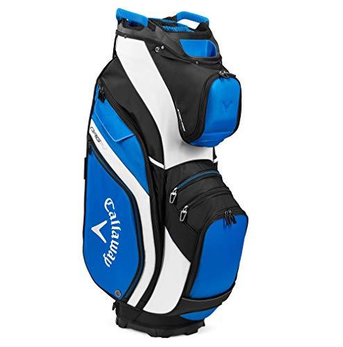 Callaway Golf 2020 ORG 14 Cart Bag Royal/White/Black, One Size