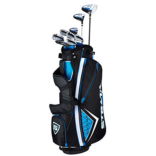 Callaway Golf Men's Strata Complete 12 Piece Package Set (Right Hand, Steel)