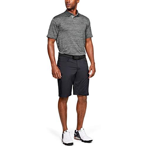 Under Armour Men's Performance 2.0 Golf Polo , Steel (035)/Black , XX-Large