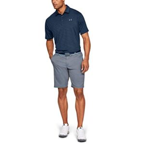 Under Armour Men's Playoff 2.0 Golf Polo , Academy Blue (409)/Pitch Gray , X-Large