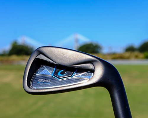 Left Hand – GForce 7 Iron – Voted GolfWRX Top Training Aid – 24/7 PGA Support Centre – Free PGA Training Videos On YouTube – Trusted on Tour & by 1000's of Amateurs