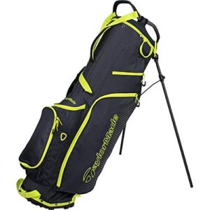 TaylorMade LiteTech 3.0 Grey Lime Stand Golf Bag