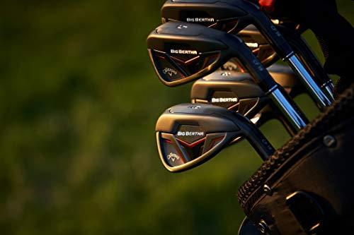 Callaway Golf 2019 Big Bertha Iron Set, 4IR – PW, Right Hand, Steel, Regular