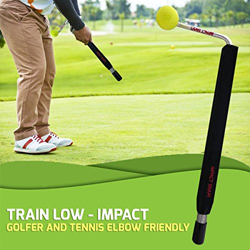 IMPACT SNAP Golf Swing Trainer and Practice Training Aid – Right Handed