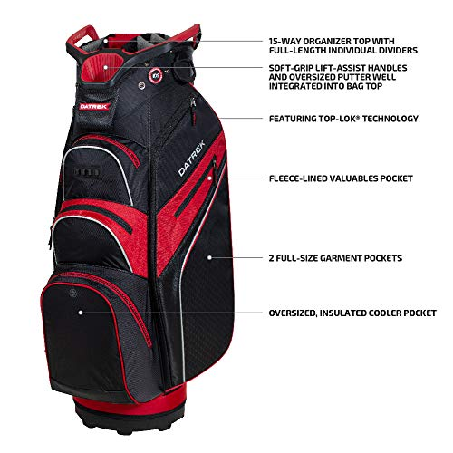 Datrek Lite Rider Pro Golf Cart Bag