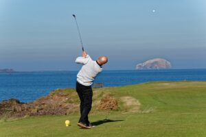 Learn how to improve your golf swing