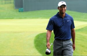 Golf tips from Tiger Woods