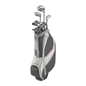Wilson Golf Ultra Plus Package Set, Women's Right Handed, Petite Cart