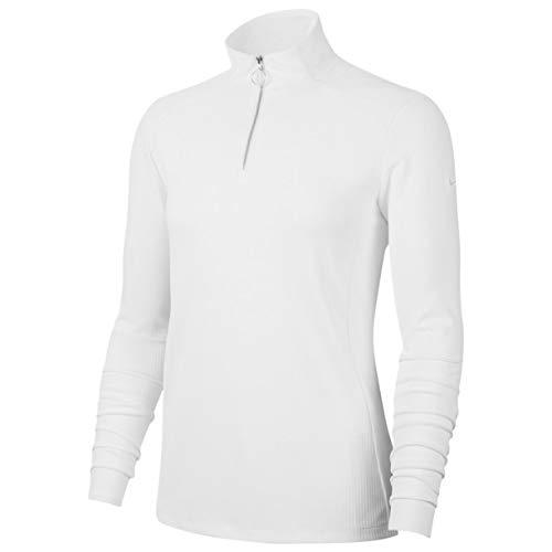 Nike Dri-FIT UV Victory Women's 1/2-Zip Golf Jacket BV0259-100 Size L