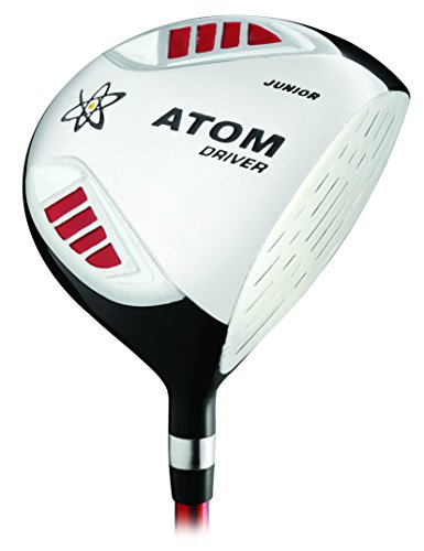Atom Complete Junior Golf Set, Youth 45-54″ Tall, Ages 6-10, Right-Handed