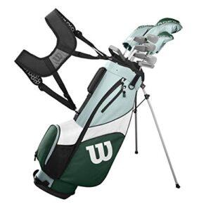 Wilson Golf Profile SGI Women's Complete Golf Set — Regular – Carry, Right Hand