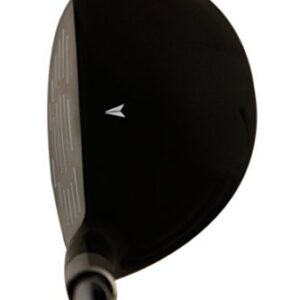 "Majek Senior Men's Golf All Hybrid Complete Full Set, which Includes: #4, 5, 6, 7, 8, 9, PW Senior Flex Right Handed New Utility ""A"" Flex Club"