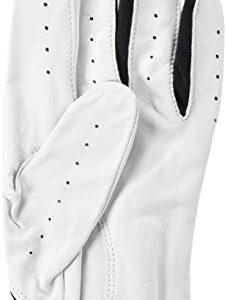 Under Armour Men's UA Iso-Chill Golf Gloves , Black (001)/Black , Left Hand Medium Cadet