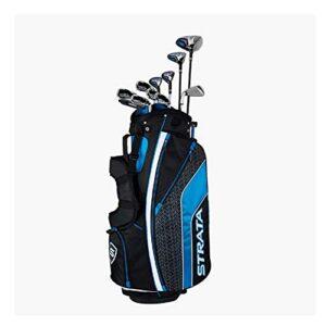 Callaway Golf Men's Strata Ultimate Complete Golf Set (16-Piece, Right Hand, Steel)