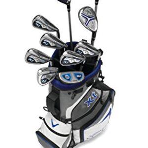 Callaway Golf Xj Junior Golf Set, Left Hand