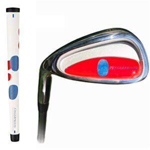 Left Handed Fingerprints Junior Golf Club (Multiple Sizes) (F45 Club for Kids 45″-52″ Tall (~Age 6-10), Left)