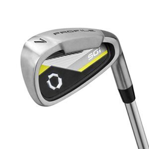 Wilson Teen Profile SGI Complete Golf Set – Teen, Right Hand, Black/Yellow